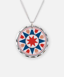 Eight Pointed Star Necklace