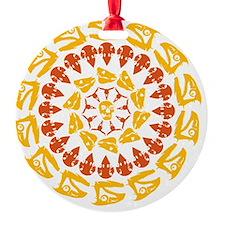 Paleo Kaleidoscope Ornament