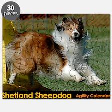 Shetland Sheepdog Cooper Puzzle