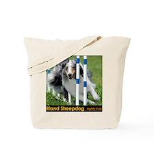 Shetland Sheepdog Blast Tote Bag