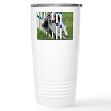Shetland Sheepdog Blast Travel Mug