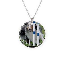 Shetland Sheepdog Blast Necklace