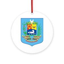 Venezuela Products v1 Ornament (Round)