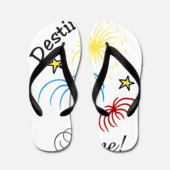 Destined To Shine Flip Flops