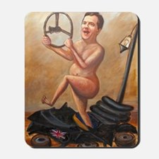 George Osborne: Im In Control Mousepad