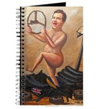George Osborne (poster): Im In Control Journal