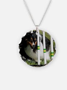 Shetland Sheepdog Jackpot Necklace