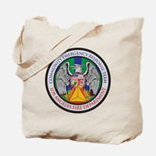 LAFD-CERT-LA Logo - no white Tote Bag