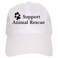 Support Animal Rescue Baseball Cap
