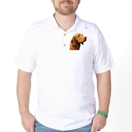 Vizsla Golf Shirt