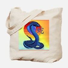 CalenderYear Of The Snake and Sun Tote Bag