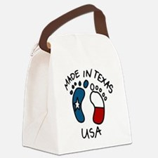 Made In Texas Canvas Lunch Bag