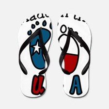 Made In The USA Flip Flops
