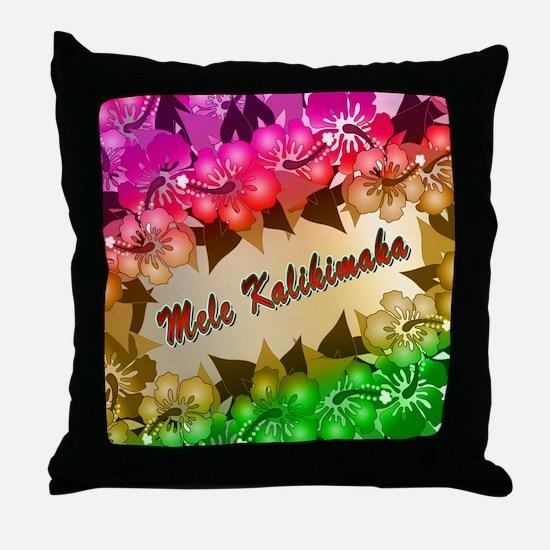 meleflowers218 Throw Pillow