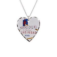 Married In Las Vegas Necklace
