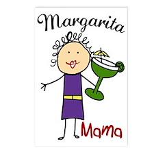 Margarita Mama Postcards (Package of 8)