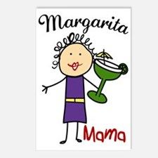 Margarita Mama Postcards (Package of 8)