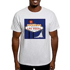 Wedding In Las Vegas T-Shirt