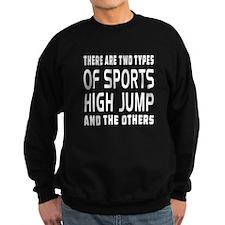 High Jump Designs Sweatshirt