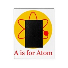 A is for Atom Picture Frame