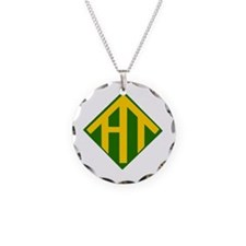 Hike Alabama Logo Necklace