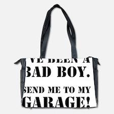 Bad Boy Garage Diaper Bag