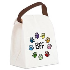 BFF Canvas Lunch Bag