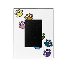 Paw Prints Picture Frame