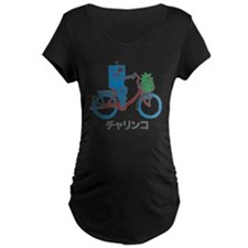 Japanese Bike Robot - Chari T-Shirt