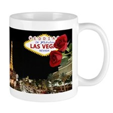 Wedding In Las Vegas Mug