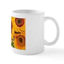 Liquid Sunflowers Mug