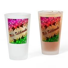 meleflowers14 Drinking Glass
