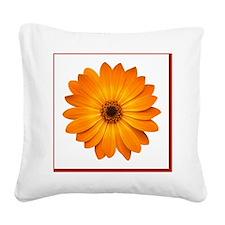 Butterscotch Osteo Square Canvas Pillow