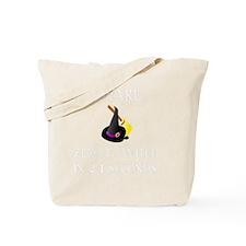 Zero To Witch Tote Bag