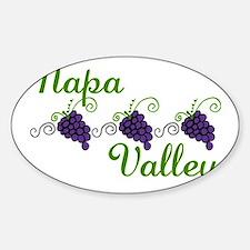 Napa Valley Decal