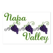 Napa Valley Postcards (Package of 8)