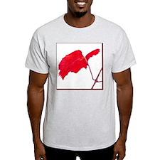 Red Grape Leaf T-Shirt