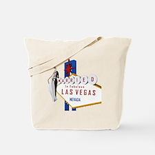 Married In Las Vegas Tote Bag