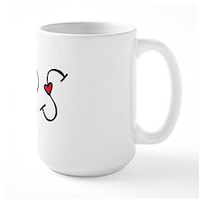 CPS Key Holder Mug