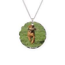 FOX RED LABRADOR Necklace