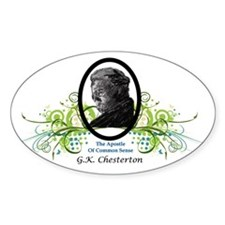 Chesterton_front Decal