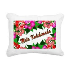 mele-yard Rectangular Canvas Pillow