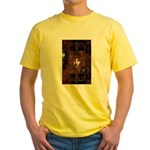 Yellow Sleeping Beauty T-Shirt