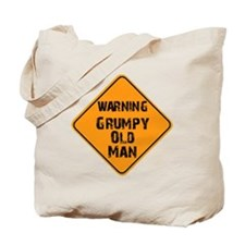 the _ grumpy _ old _ man Tote Bag