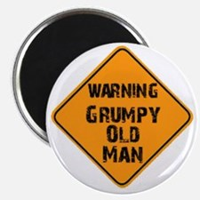 the _ grumpy _ old _ man Magnet