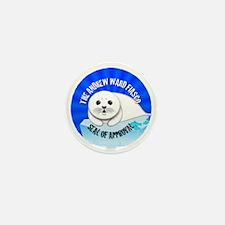AWF Seal Mini Button