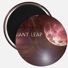 One Giant Leap Magnet