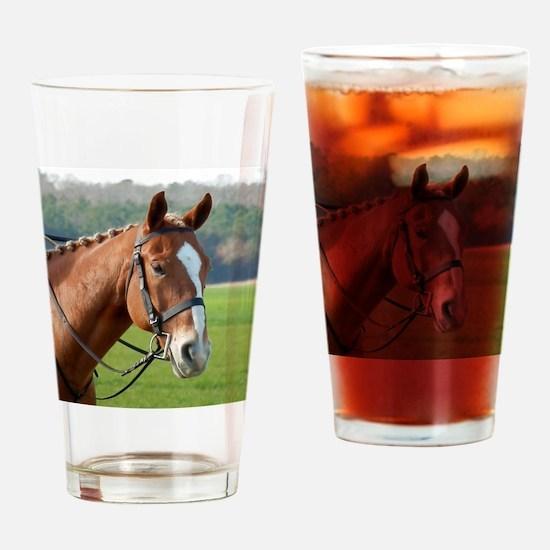 Goldie  Whip Drinking Glass