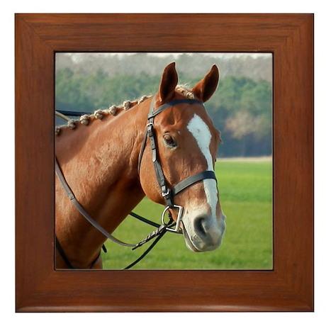 Goldie Whip Framed Tile