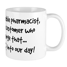 stable pharmacist Mug